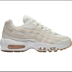 NIKE AIR MAX 95 SAIL 6.5 ladies RARE